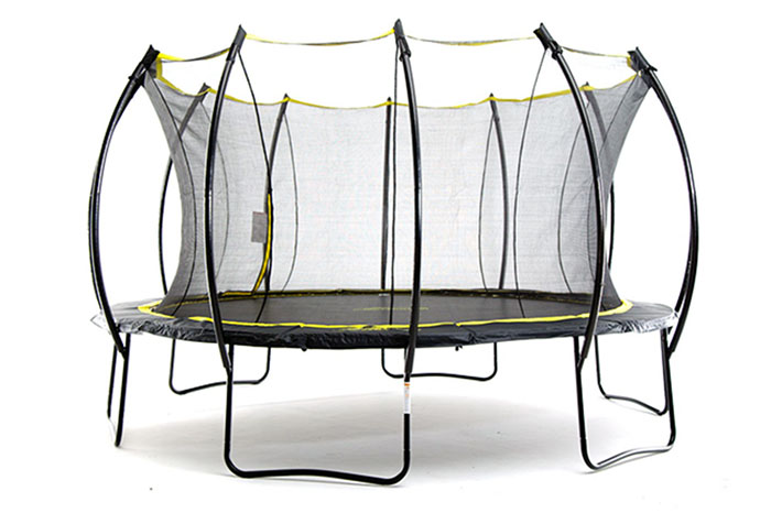 Skybound Stratos 15 foot trampoline
