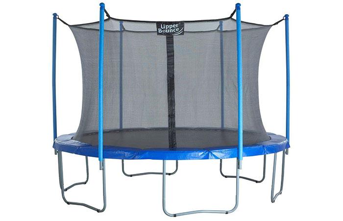 upper bounce 12ft trampoline